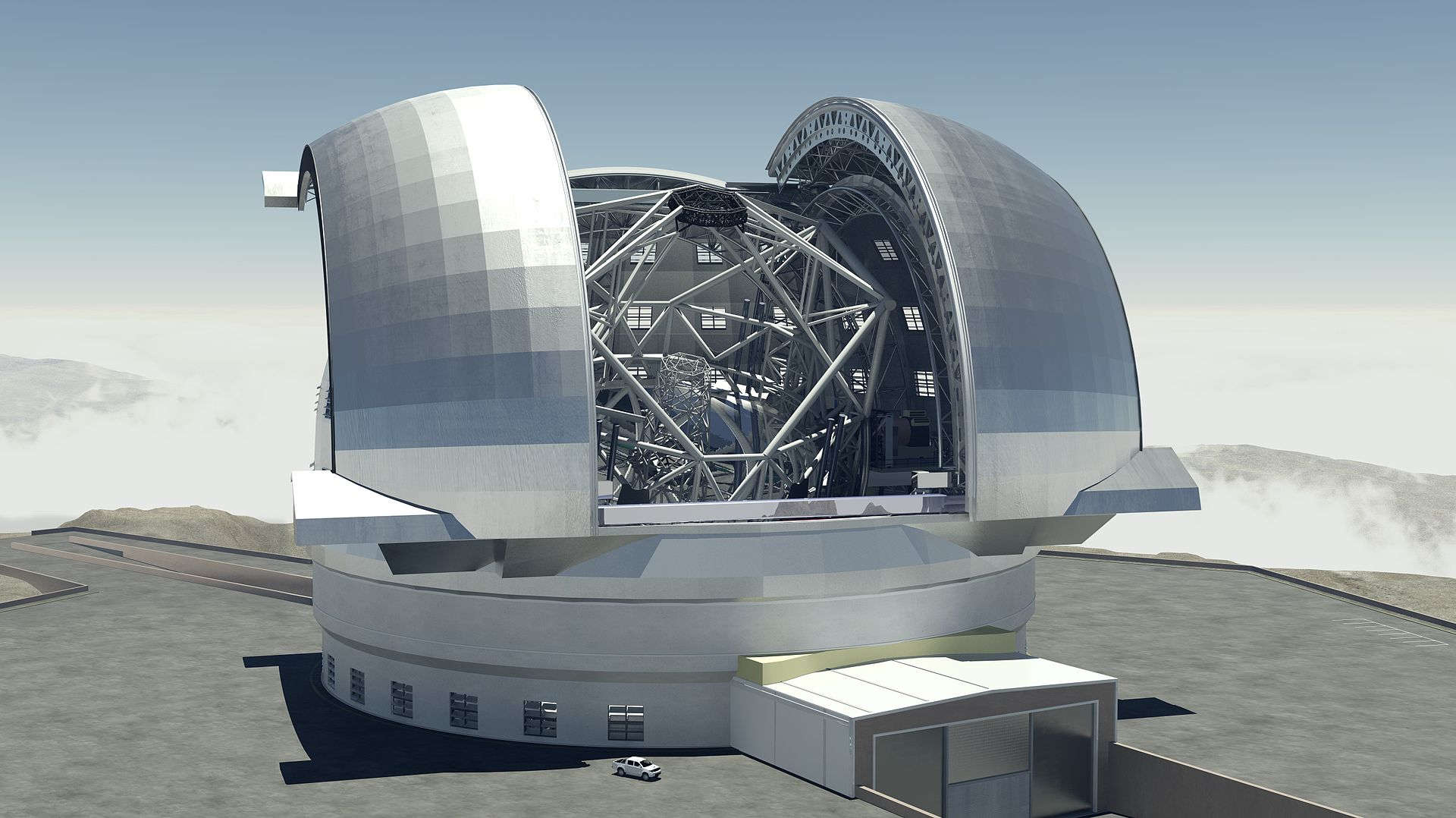 Телескоп ELT (Extremely Large Telescope) 18 Май 2018 07:24 второе