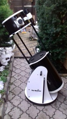 "Продам: Sky Watcher DOB 12"" Retractable 08 Апрель 2019 12:29 восьмое"